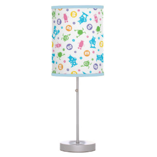 Monsters, Inc. | Character Pattern Mania Table Lamp