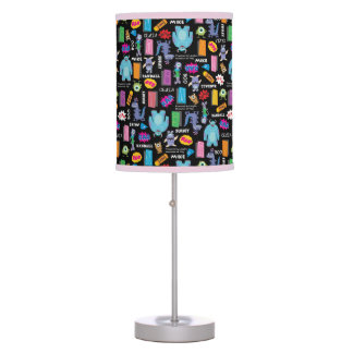 Monsters, Inc. | Character Pattern Table Lamp