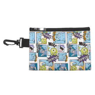 Monsters, Inc.   Comic Pattern Mania Accessory Bag