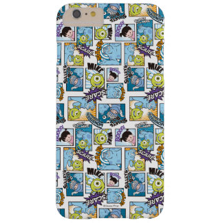 Monsters, Inc. | Comic Pattern Mania Barely There iPhone 6 Plus Case