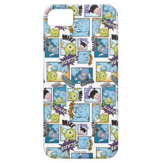 Monsters, Inc. | Comic Pattern Mania iPhone 5 Cover