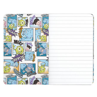 Monsters, Inc. | Comic Pattern Mania Journal