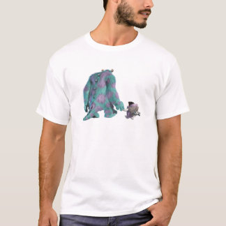 Monsters, Inc.'s Boo & Sulley walking away Disney T-Shirt