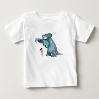 Monsters, Inc. Sulley Scares Boo Disney Baby T-Shirt