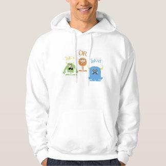 Monsters Trick-or-Treat Sweatshirt Hoody