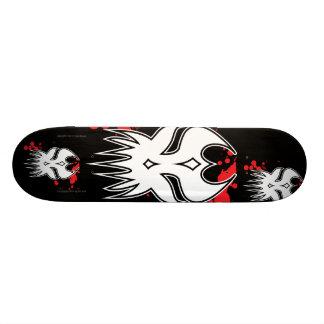 MonsterSkull Skateboard