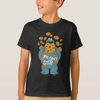 Monstre de biscuit du Sesame Street | - je ne peut T-shirt