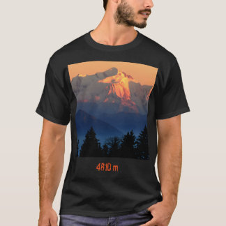 Mont Blanc 4810 T-shirt