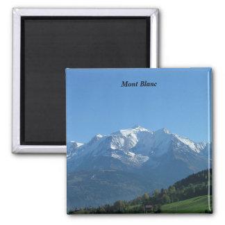 Mont Blanc - Magnet