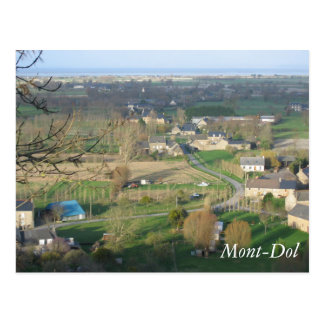 Mont-Dol Postcard
