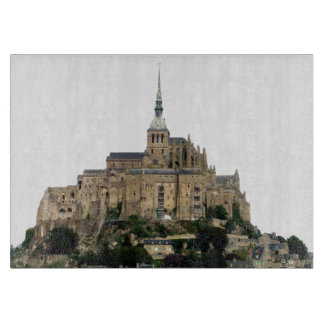 Mont of St Michel Cutting Board