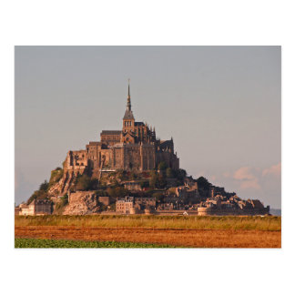 Mont Saint-Michel 3 Postcard