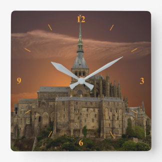 Mont-Saint-Michel Clocks