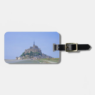 Mont Saint Michel Luggage Tag