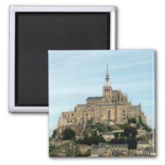 Mont Saint Michel Magnet