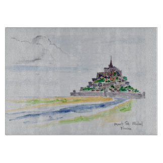 Mont Saint-Michel, Normandy, France Cutting Board