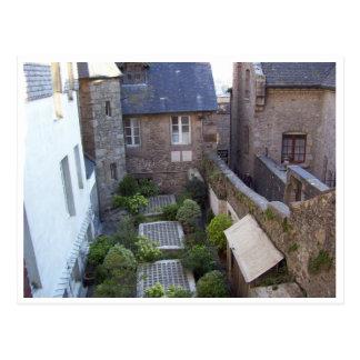 Mont Saint Michel, Normandy, France Postcard