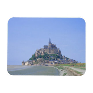 Mont Saint Michel Rectangular Photo Magnet