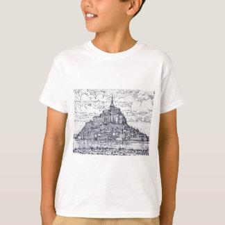 mont saint-michel T-Shirt