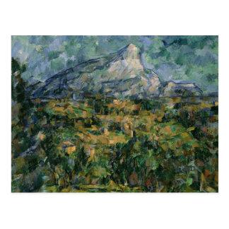 Mont Sainte-Victoire 1904-05 Post Card