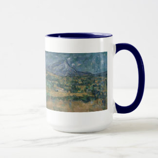 Mont Sainte-Victoire Mug