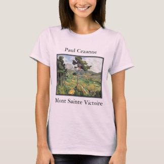 Mont Sainte Victoire - Paul Cezanne Womens Shirt