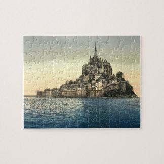 Mont St Michel II, Normandy, France Puzzle