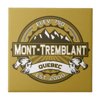 Mont-Tremblant Logo Tile