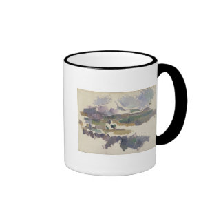 Montagne Sainte-Victoire, 1904-05 Ringer Mug