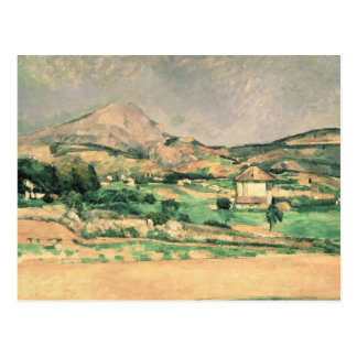 Montagne Sainte-Victoire, c.1882-85 Postcard