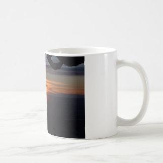 Montagnes rocheuses mug à café