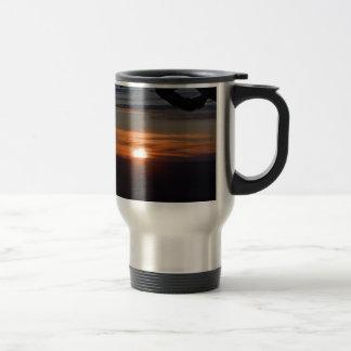 Montagnes rocheuses tasses à café