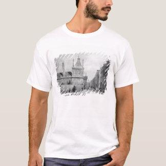 Montague House, Bloomsbury, London 1845-49 T-Shirt