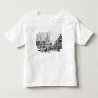 Montague House, Bloomsbury, London 1845-49 Tshirt