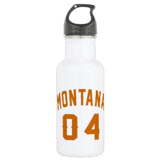 Montana 04 Birthday Designs 532 Ml Water Bottle