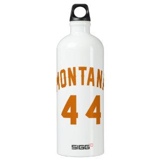 Montana 44 Birthday Designs Water Bottle