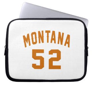 Montana 52 Birthday Designs Laptop Sleeve