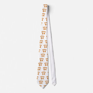 Montana 64 Birthday Designs Tie