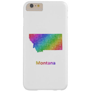 Montana Barely There iPhone 6 Plus Case