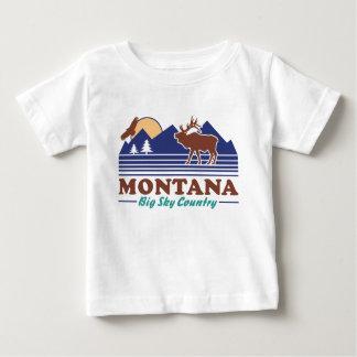 Montana Big Sky Country Baby T-Shirt