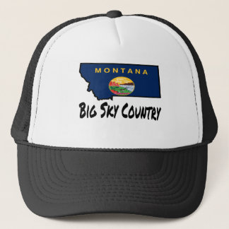 Montana Big Sky Country Hat