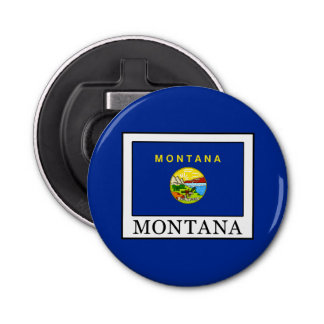 Montana Bottle Opener