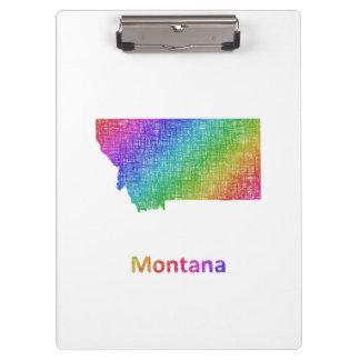 Montana Clipboard