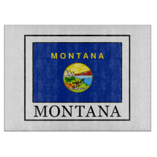 Montana Cutting Board