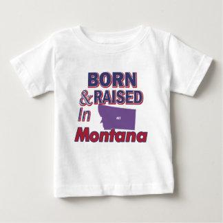 Montana design baby T-Shirt