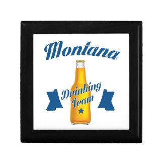 Montana Drinking team Gift Box