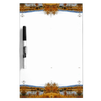 Montana Fall Dry Erase Boards