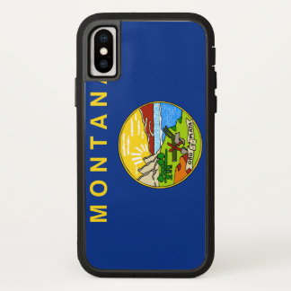Montana Flag Case-Mate iPhone Case