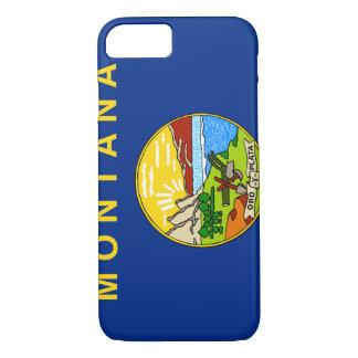 Montana Flag iPhone 8/7 Case