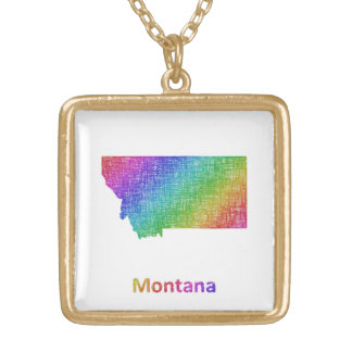 Montana Gold Plated Necklace